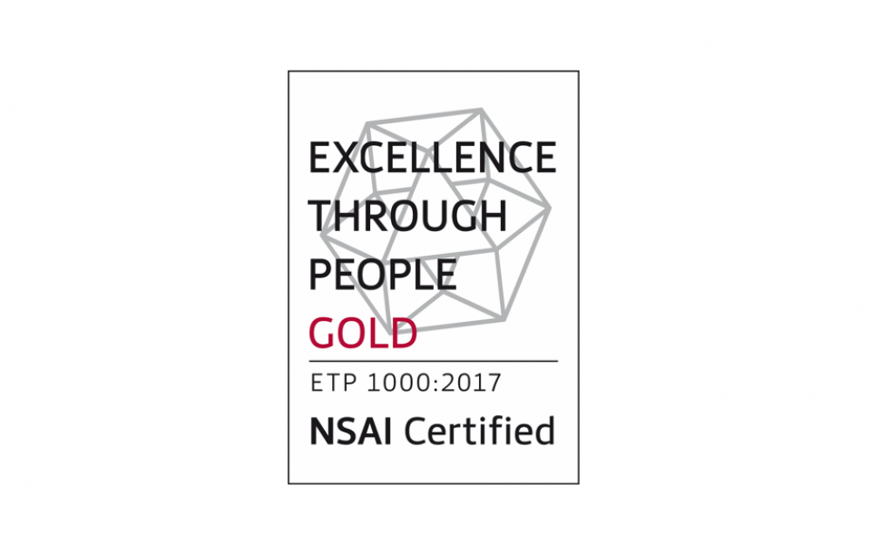 nsai gold crest solutions excellence through people certification